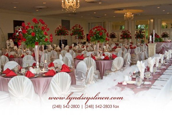 Lyndsey's Linen & Chair Covers