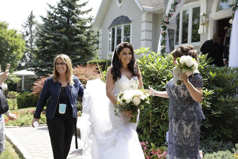 Debra and the Beautiful Bride