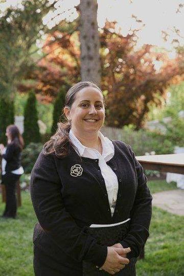 Christina of Weddings By Debra Thompson, LLC