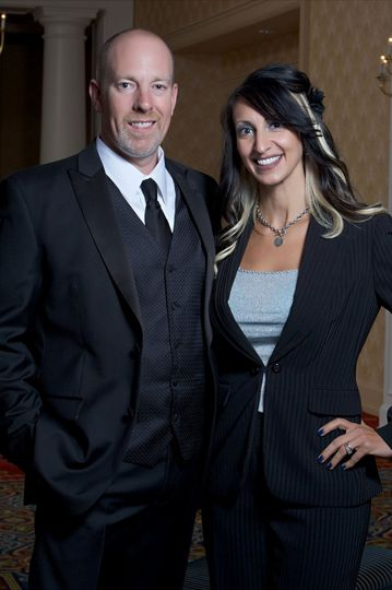 Natalie and Jason Brewer