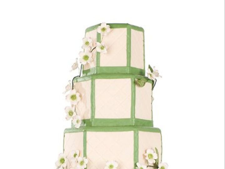 Tmx 1264021303500 Dogwoodgreen New York wedding cake