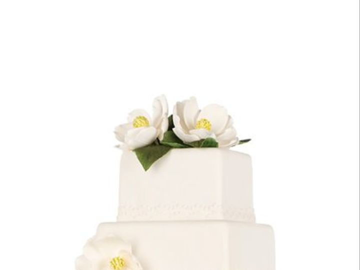 Tmx 1264021513391 Magnolia New York wedding cake