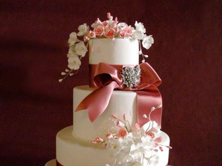 Tmx 1264024817500 DSCN1493 New York wedding cake