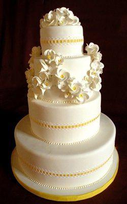 Tmx 1297974630562 BlossomGarlandsWeddingCakeRental New York wedding cake