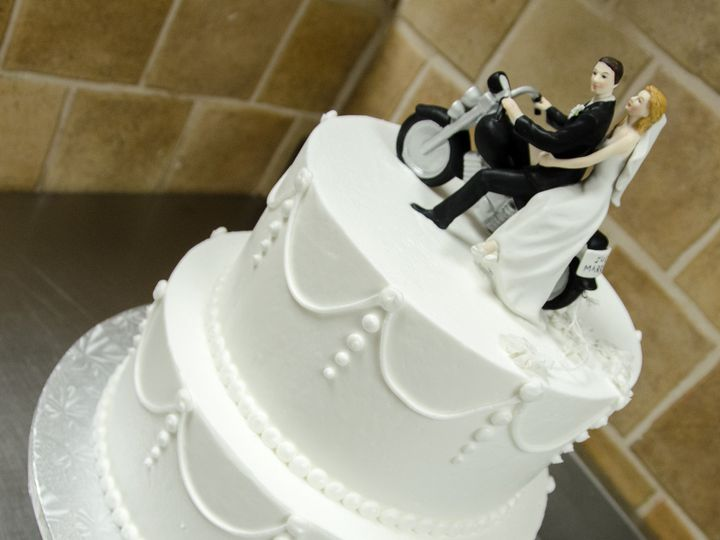 Tmx 1494257060091 Biker Wedding Cake 3 Copy Glyndon, MD wedding catering