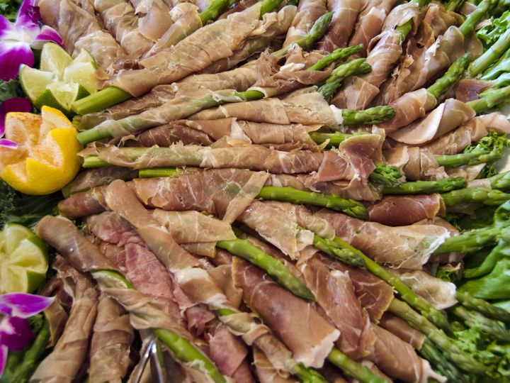 Tmx Wrapped Asparagus 2 51 109552 Glyndon, MD wedding catering