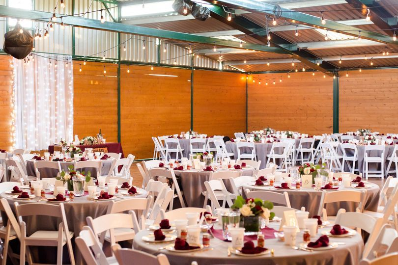 Barn Reception Photo By: Dan Rice Photography