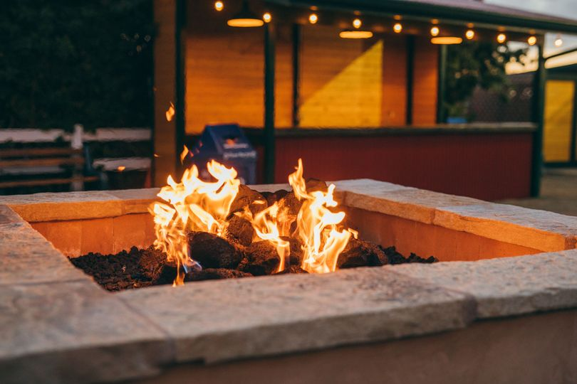 Fire Pit Photo By: Vacay Photo