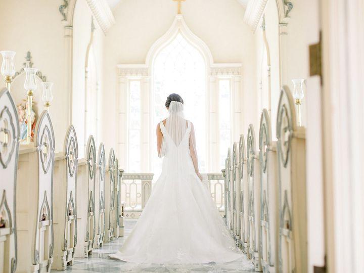A chapel bride