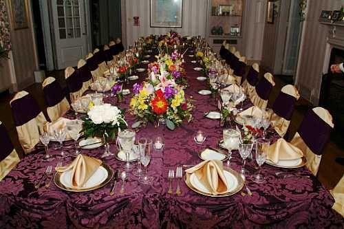 Tmx 1281981954287 DanadaHanscomLongTable Naperville, IL wedding catering