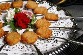 Tmx 1281982227466 CrabCakeHorsDOeuvre Naperville, IL wedding catering