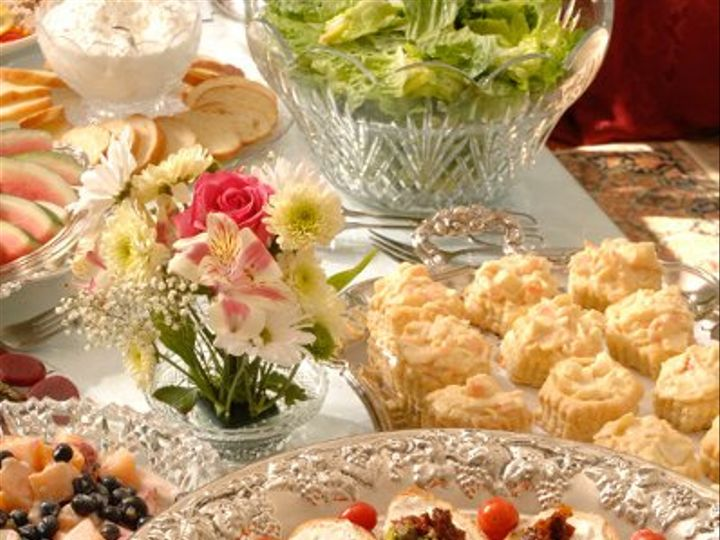 Tmx 1312396984433 AppetizerBuffet Naperville, IL wedding catering