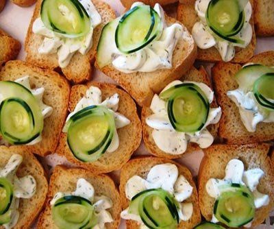 Tmx 1312397056058 Cucumbercanape400 Naperville, IL wedding catering