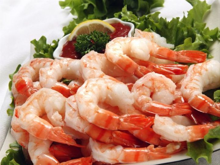 Tmx 1312397124683 ShrimpDisplay Naperville, IL wedding catering