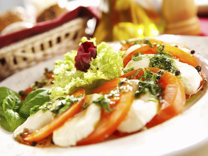 Tmx 1425481431116 Caprese Salad Naperville, IL wedding catering