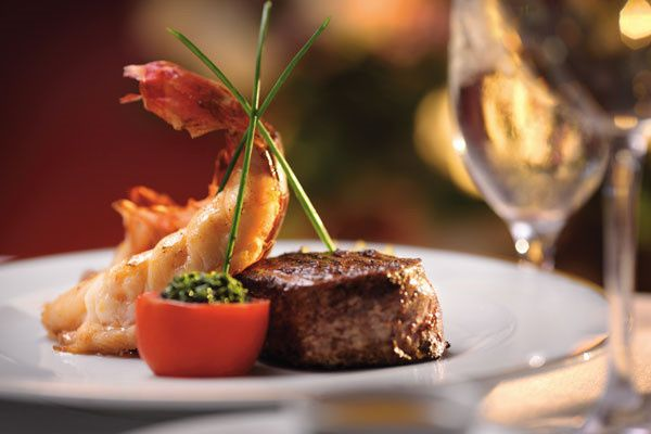 Tmx 1425482028519 Steak And Lobster Dinner 2 Naperville, IL wedding catering