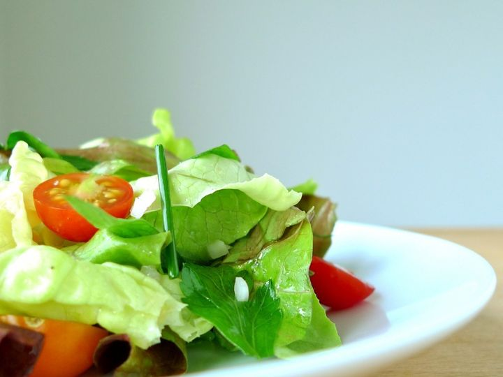 Tmx 1425482228108 Green Salad On White Plate Naperville, IL wedding catering