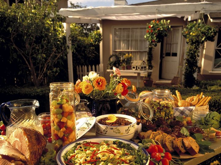 Tmx 1425482356137 Picnic Buffet Country Naperville, IL wedding catering