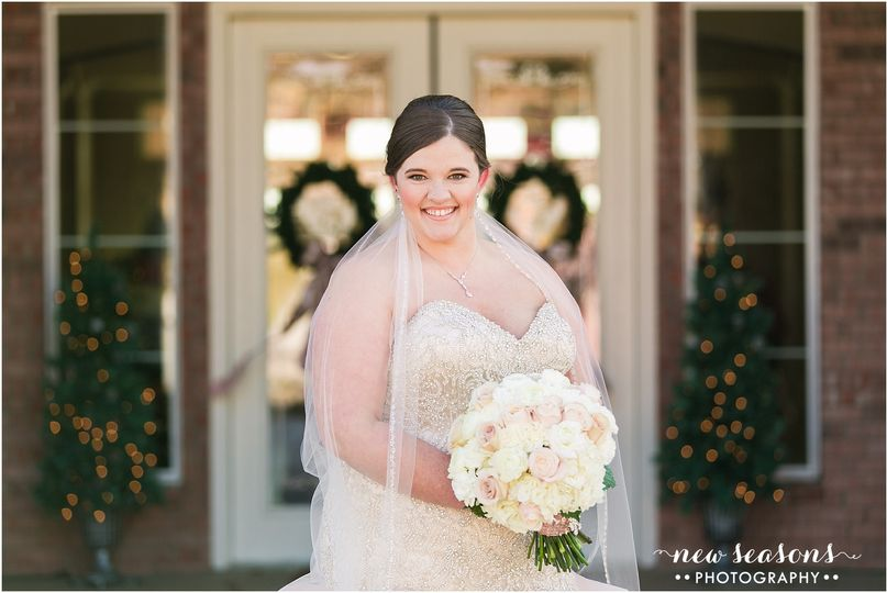 The wedding of Kaitlyn & Michael Photo by: New Seasons Photography