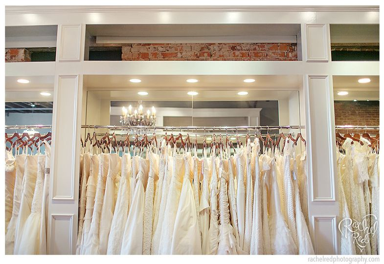Hayden olivia bridal dress attire charlotte nc for Wedding dresses charlotte nc