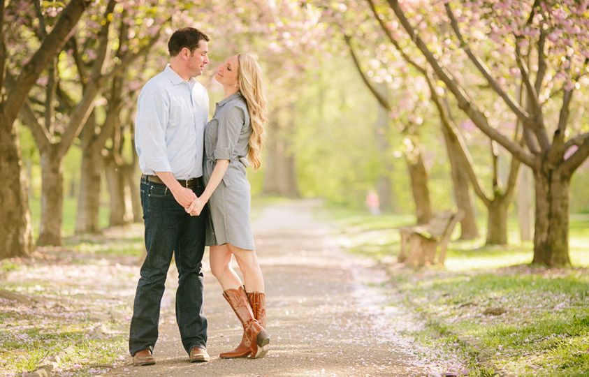 west chester engagement photos ashley and jeff