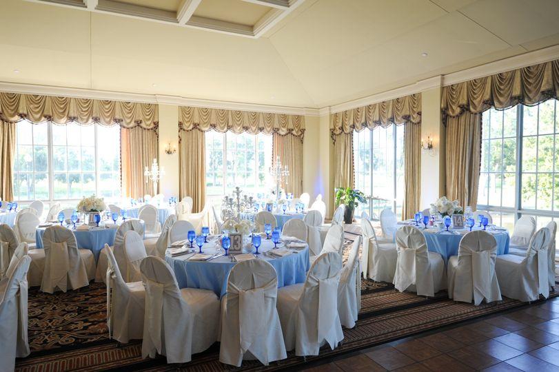 blue wedding 053