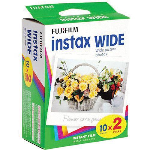 instax mini film wide format