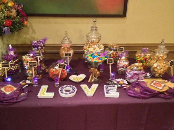 Tmx 1389193404147 Candy Buffet Aubergin Kissimmee, FL wedding venue