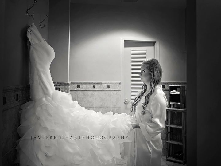 Tmx 1495142081623 Bridelookingatdress Kissimmee, FL wedding venue