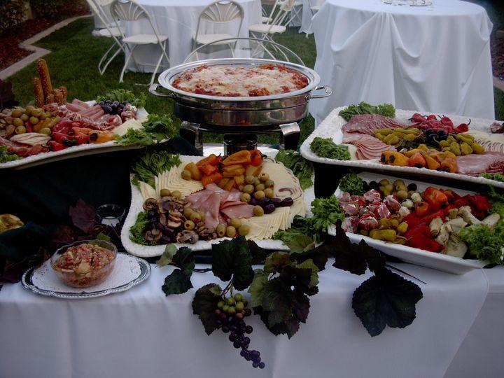 Tmx 1449864747956 Gourmet Antipasto Table San Diego wedding catering