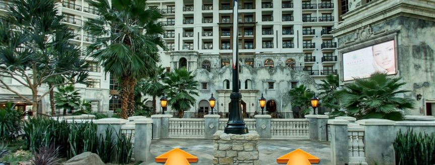 Gaylord Texan Resort Convention Center Venue Grapevine Tx
