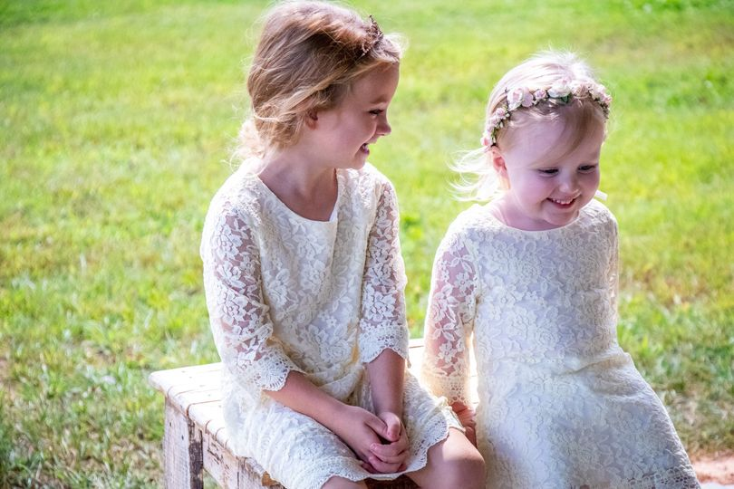 Flower Girls - Mount Airy