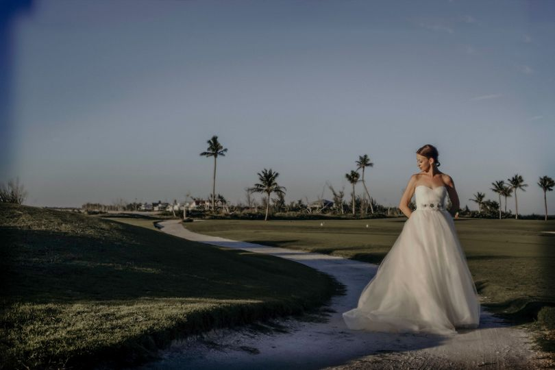 South Sease Resort Wedding