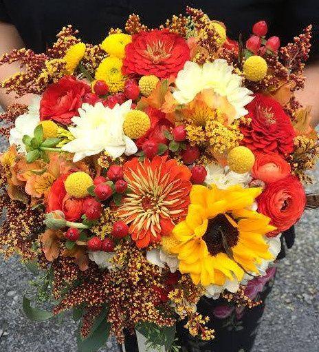 Wedding Wire Flowers: Centerpiece Florals