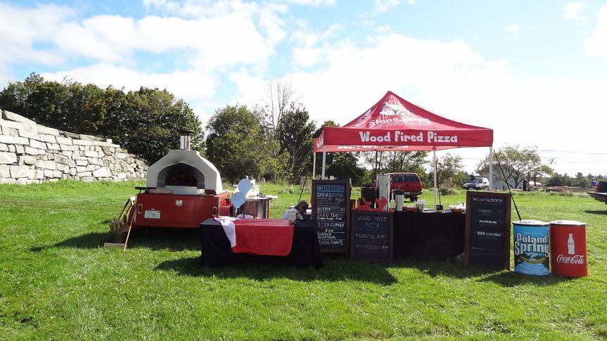 Stone Oven Catering Mobile Wood Fired Pizza