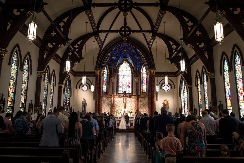 St. Mary's Austin Texas