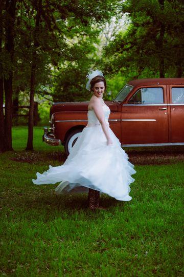Creekside Bride