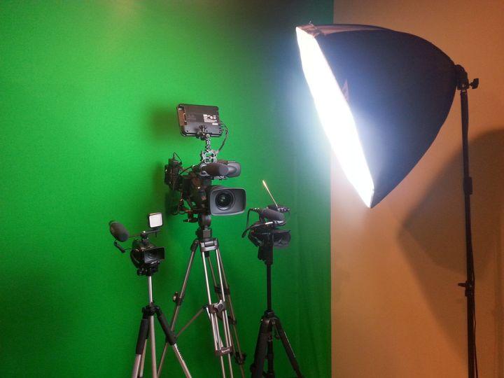 Green Screen in HQLB Studio