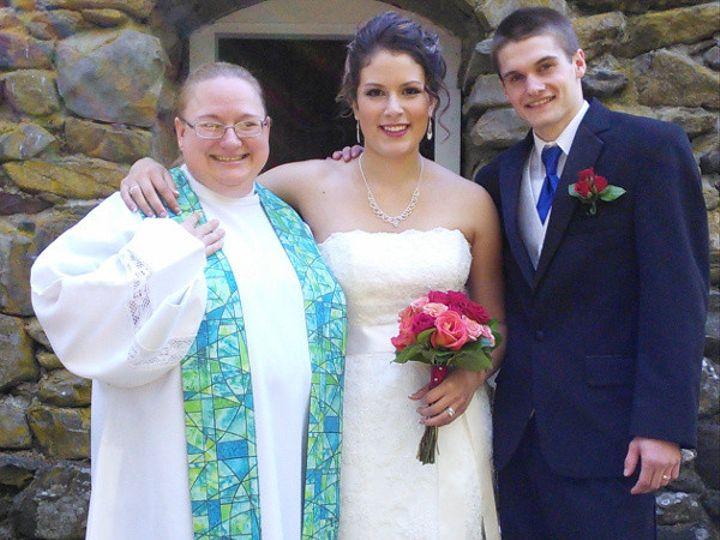 Tmx 1456861523549 Ally Andrea Jaffrey wedding officiant