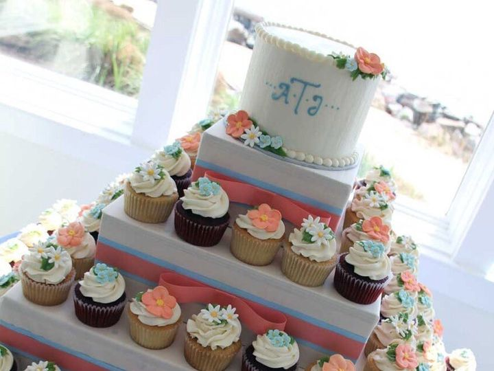 Tmx 1467819322916 Image Severna Park wedding cake