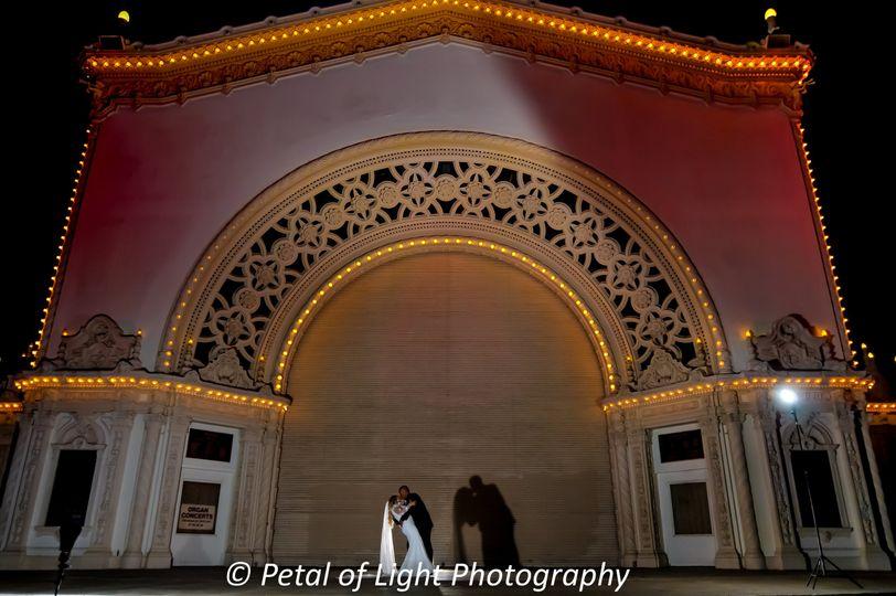 Petal of Light Photography
