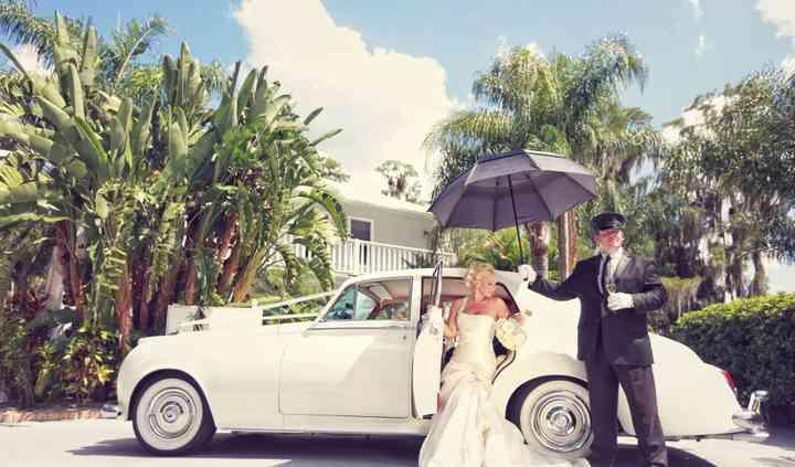 VIP Wedding Transportation