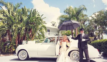 VIP Wedding Transportation