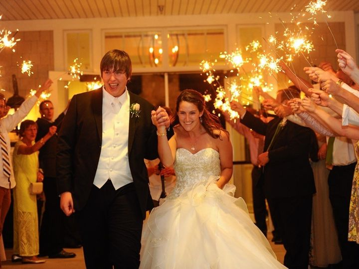 Tmx 1504040512731 Sparkler Send Off Holland, MI wedding venue