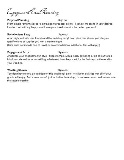 Services page 4