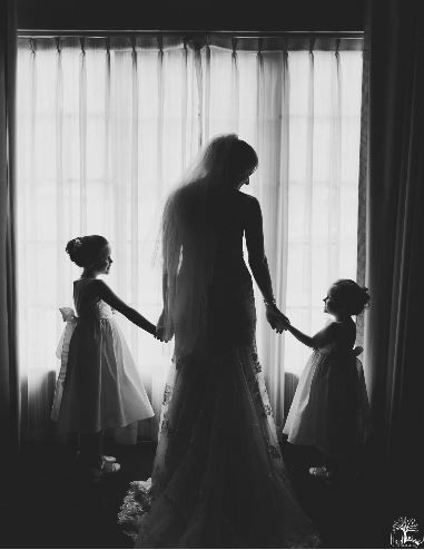 With the kids | Hazel-Lining Photography
