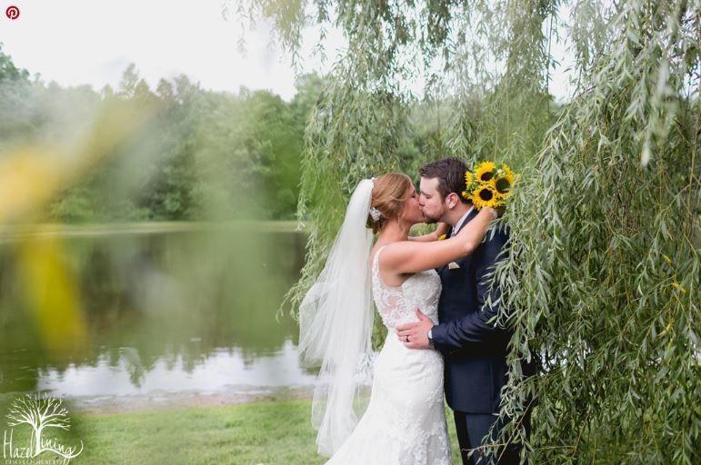 Sweet kiss | Hazel-Lining Photography