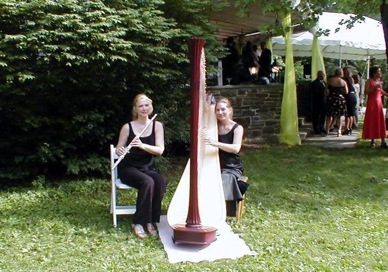 Harp & Flute