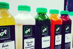 Alkalicious Cold Pressed Juice Bar
