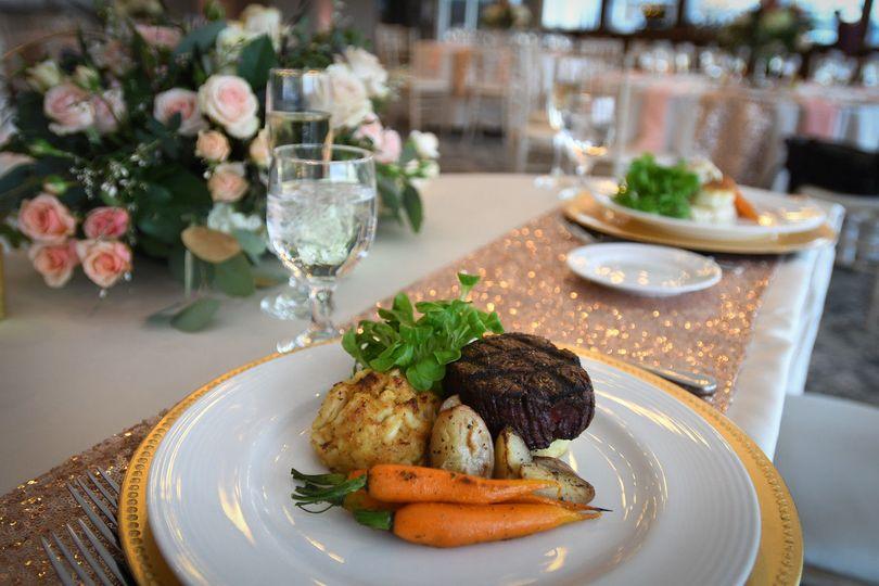 Steak and mash | Photographer: Eric Stocklin